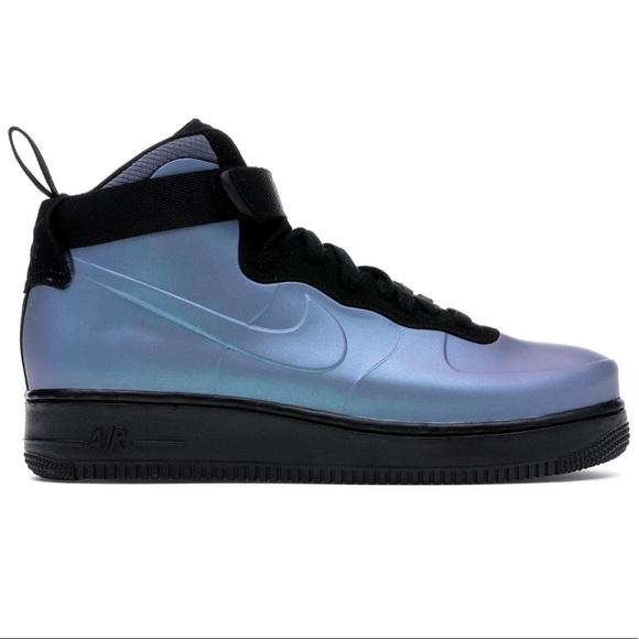 e3d7cd7075b5d Nike Air Force 1 Foamposite Cup Light Carbon. Nike.  M 5cac4560d1aa2503f6793f48. M 5cac4560d1aa2503f6793f48